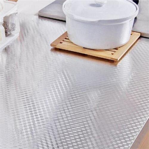 ölbeständige wasserdichte Aluminiumfolie-Ofen-Kabinett-selbstklebende Aufkleb/>p