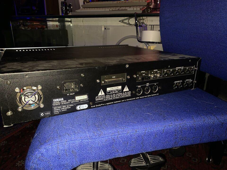 Sampler, Yamaha A-3000