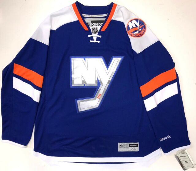 save off 92389 496f3 NEW YORK ISLANDERS NHL 2014 STADIUM SERIES REEBOK PREMIER JERSEY NEW WITH  TAGS