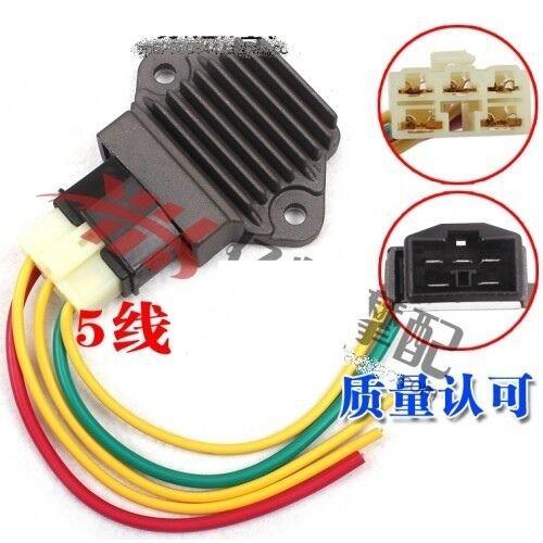 Regulator Rectifier Plug for Honda PC800 VTR1000 NT400 VT250 750 FES250 125