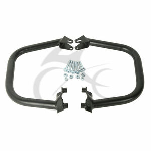 500 XG 750 XG Crash Bar 15-18 Gloss Black Engine Guard Harley STREET ROD