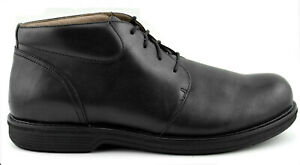 MENS-DANSKO-CHUKKA-ANKLE-BLACK-BOOTS-LACE-UP-SHOES-SIZE-48-US-14-5-15