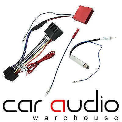 Voiture CD STEREO Fascia Kit de montage Half Bose arrière Amplifié Pour Audi A6 1994-2002