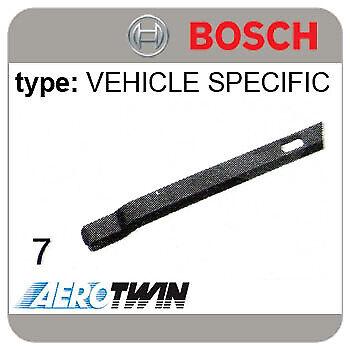 FIAT Fiorino 12.07-/> BOSCH AEROTWIN Vehicle Specific Wiper Arm Blades A427S