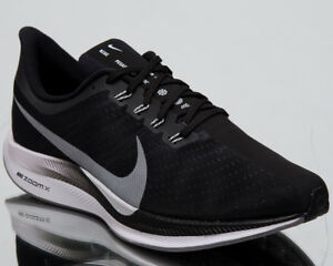 2888dfd86c433 Nike Zoom Pegasus 35 Turbo New Running Shoes Black Vast Grey ...