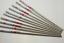 9-STAINLESS-STEEL-Chopsticks-HAIR-STICKS-Silver-Pick-Pink-Blue-Red-Black thumbnail 20