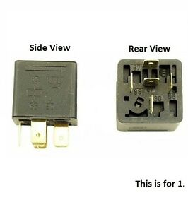 Admirable Fuel Pump Relay 16V Bosch For Kia Sportage 0 332 019 151 New Ebay Wiring Cloud Favobieswglorg