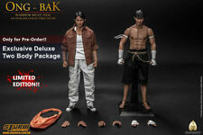 Storm Collectibles 1/6 Ong-Bak Tony Jaa Thai Warrior Deluxe Ed. Double Head Body
