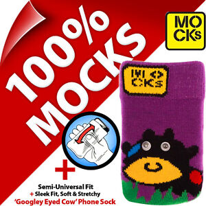 Mocks-Cow-Mobile-Phone-MP3-Sock-Case-Cover-Pouch-Sleeve-for-iPhone-4S-5-5C-5S-SE
