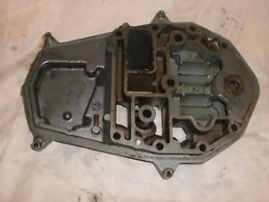 Yamaha outboard 30hp 40hp 3 cyl four stroke Upper casing ...