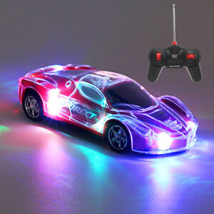 High-Speed-RC-Racing-Car-Remote-Control-3D-Light-Buggy-Toy-Kid-Christmas-Gift