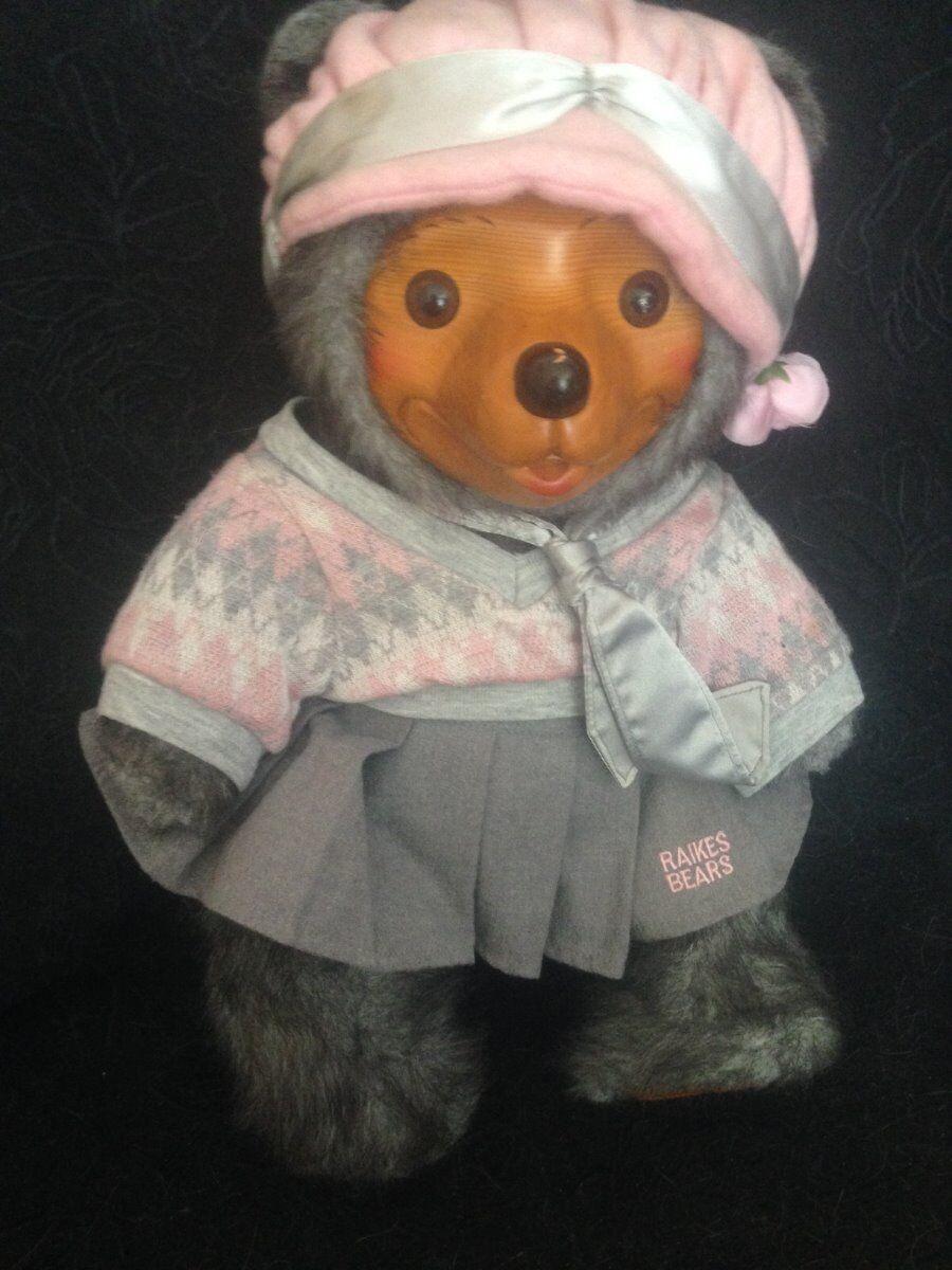 Unterzeichnet Raikes Daisy 1986 Ed 3 Glamour Bären der 1920  | Vorzüglich