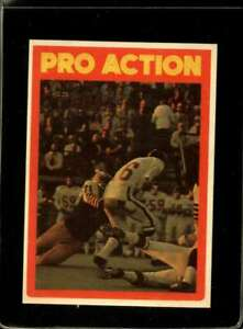 1972-O-PEE-CHEE-CFL-121-PRO-ACTION-EXMT-X2128