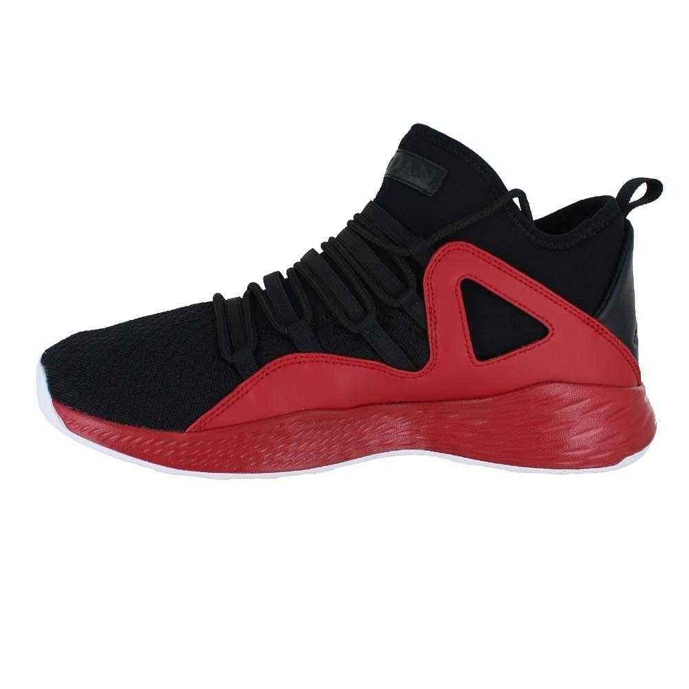online retailer 5d614 7c548 ... JORDAN FORMULA 23 BLACK BLACK GYM RED WHITE 881465 001 001 001 MENS US  SIZES ef2f42 ...