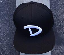 New Diamond Supply Co. Skateboard OG D ll Black Mens Snapback Hat One size Fit