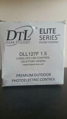 Lot of 10x DTL Dark To Light DLL127 1.5 Elite Series Long Life LED Control