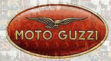 MOTO GUZZI GIRLS photo mosaic cm. 30x41 poster with hundreds of sexy erotic pics