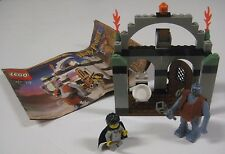Lego 4712 Harry Potter TROLL ON THE LOOSE Philosopher's Stone COMPLETE w/ Manual