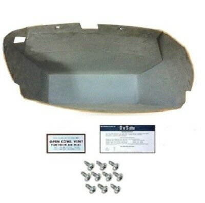 Glovebox w//Mtg Screws for 1953-1954 Chrysler
