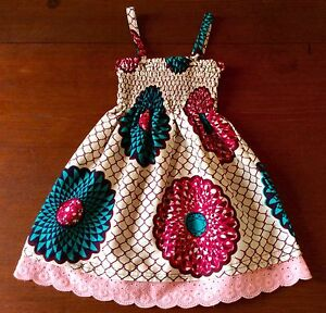 a831a5aad5909 Image is loading African-print-Ankara-Baby-dress-colour-choice-available