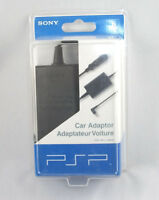 Usa Seller: Official Sony Psp-180 Psp Car Charger Cord Plug 10 Feet 12v 24v