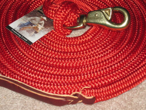 FITS PARELLI /& NATURAL HORSE TRAINING ~ BLACK 14 foot THOMEY LEAD