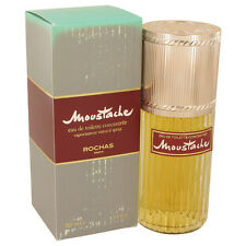 Moustache Rochas 100 ml Eau de Toilette Concentree Spray NEU NEW OVP