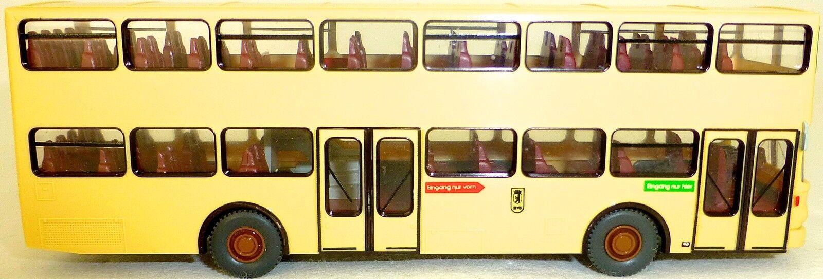 BVG biplan on sd 200 gesupert miroir rollo wiking bus 1 87 h0 schb 6 å