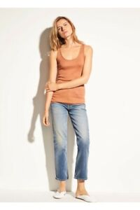 E005-NWT-VINCE-RIBBED-FAVORITE-WOMEN-TANK-TOP-SIZE-XS-S-M-L-in-ADOBE-65