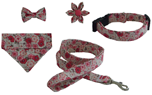 Daisy Pink Flowers Bandana Bow tie Collar Lead Flower Dog Cat sizes XXS  L - Sunderland, Tyne and Wear, United Kingdom - Returns accepted Most purchases from business sellers are protected by the Consumer Contract Regulations 2013 which give you the right to cancel the purchase within 14 days after the day you receive the item. Fi - Sunderland, Tyne and Wear, United Kingdom