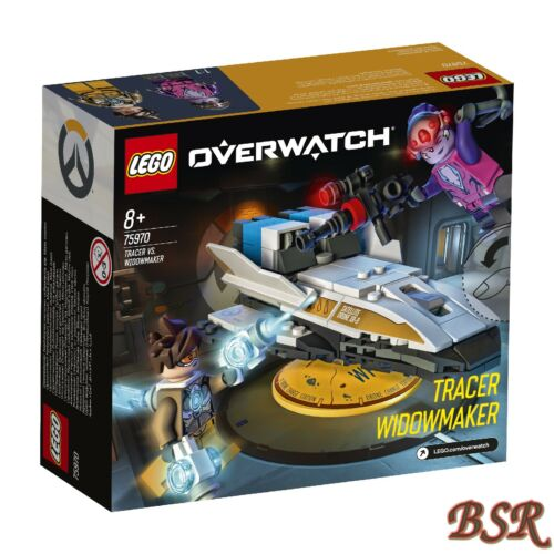 LEGO® Overwatch 75970 Tracer vs Widowmaker /& NEU /& OVP !