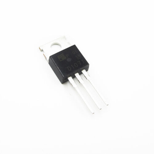 2//5//10PCS 2SD1071 D1071 FUJI TO-220 Transistor Good Quality