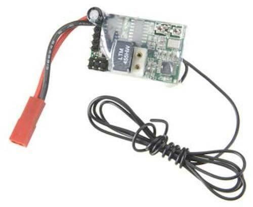 Heli-Max HMXM2010 3-in-1 E-Board ESC//Gyro//Receiver RX Axe CX Micro//Comanche CX
