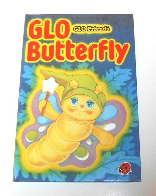 (008) Vintage Ladybird Books ~ Glo Friends ~ Glo Butterfly ~ NEW 1st Edtn