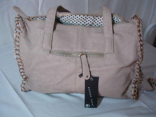 upe beige  w//gold hardware. Women/'s Handbags Street level Triple 7 brand new