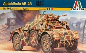 AUTOBLINDA AB 43 KIT 1:72 ITALERI IT7052