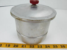 Precision Scientific Pan With Tube Holder Amp Lid Science Laboratory Equipment T