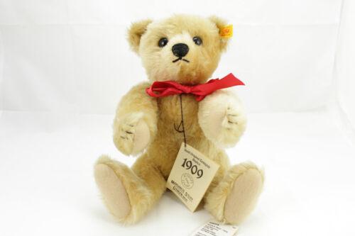 Steiff Steiff Teddy Teddybär Replika 1909 mit Stimme 0166/35 406225 35 cm #7