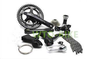 37804acf816 New Shimano Sora Road 3500 3550 9-speed Road Bike Groupset group set ...