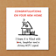 New-Home-Card-New-House-Card-Congratulations-Funny-Humorous thumbnail 1