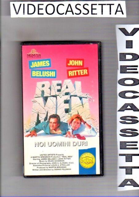 REAL MEN - NOI UOMINI DURI - VHS