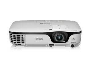 Epson-EB-X12-PROJECTEUR-2800-ANSI-Lumen-video-projecteur-VGA-Hdmi-Usb-Host-sac