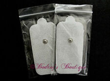 XL Electrode Pads (8) Extra X-Large ~ Compatible w/HandsToGo & PCH MASSAGERS