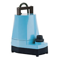 Little Giant 5 Msp 1/6 Hp 1200 Gph Submersible Or Inline Utility Pump | 505005 on sale
