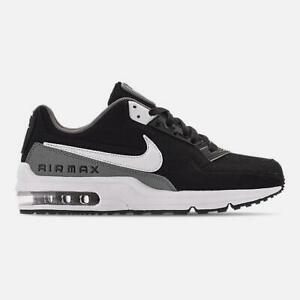 uk availability 69a21 9c5f9 Image is loading Mens-Nike-Air-Max-LTD-3-Black-White-
