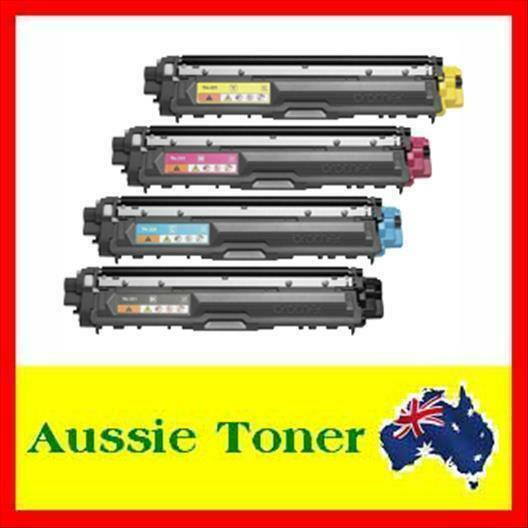 4x TN-251 TN-255 Toner for Brother HL3150 HL3170 MFC9140 MFC9330 MFC9340 TN255