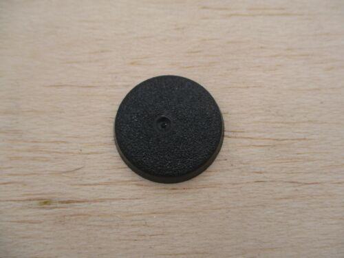 Base rund round 25 mm Bitz 004