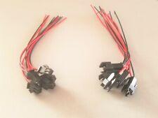 15cm 10Pcs long JST SM 2pins plug male to female wire connector Fad/_gu