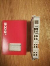 Beckhoff KL4424 4-Kanal analog output  4-20 mA