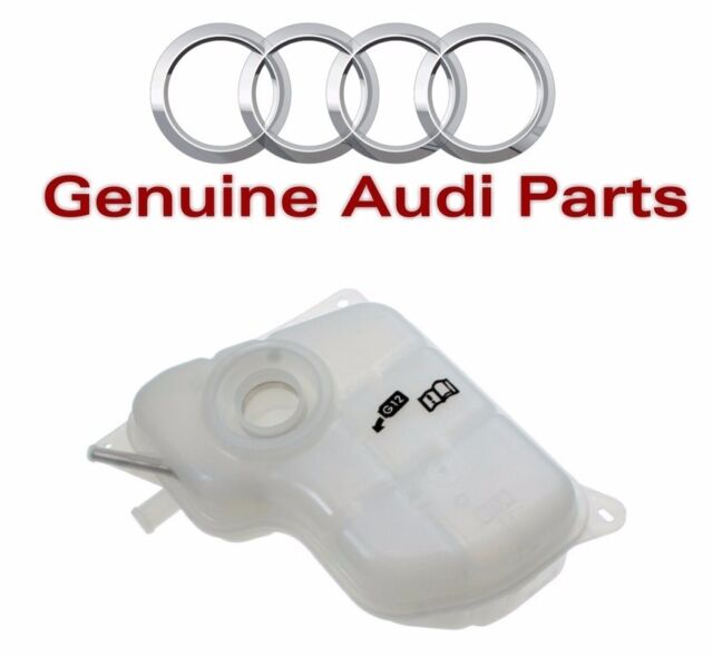 Coolant Radiator Expansion Tank Fit For Audi A6 Quattro A6 2002-2004 8E0121403D